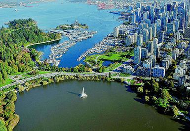 مقایسه ونکوور با تورنتو